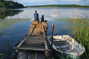 Рыбаки в Нязепетровске не согласны на платную рыбалку