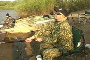 «Народная рыбалка» прошла на Ангарских прудах